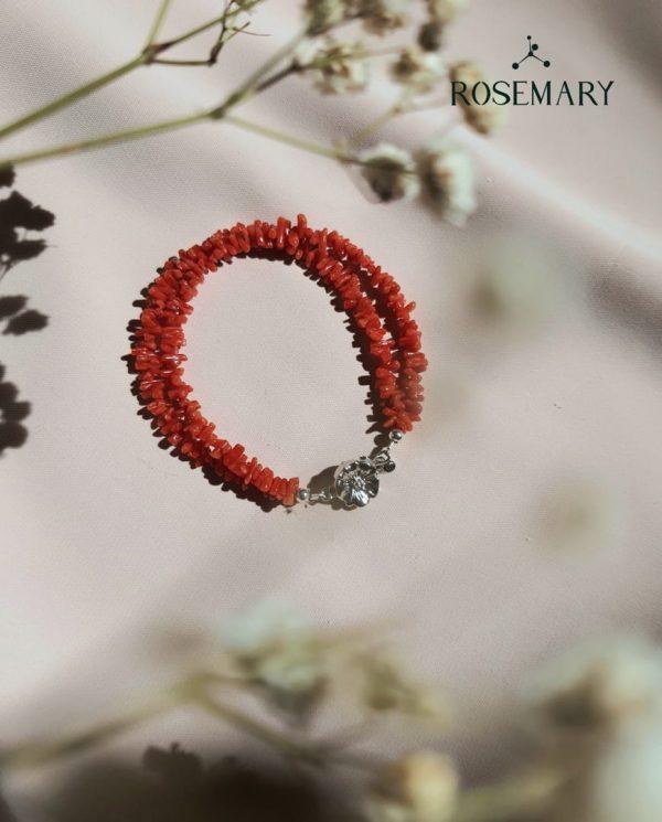 vòng tay san hô đỏ